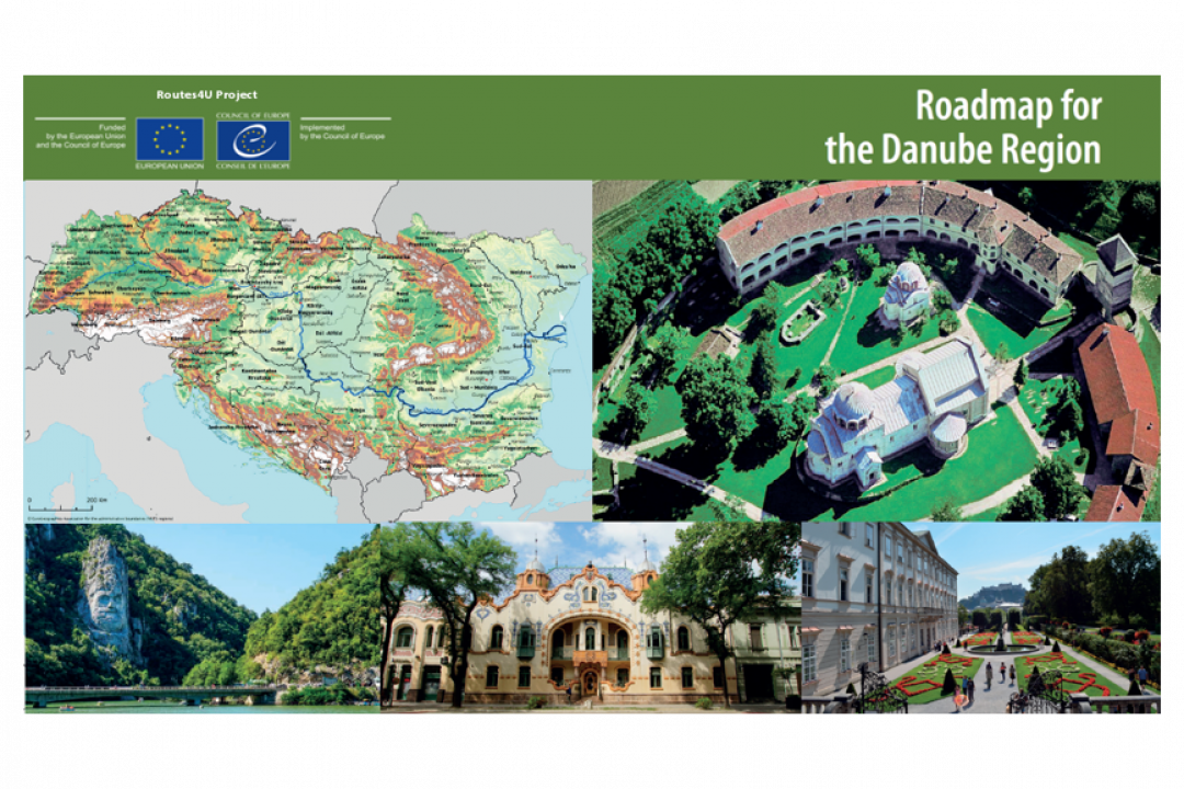 Routes4U Publication: Roadmap for the Danube Region