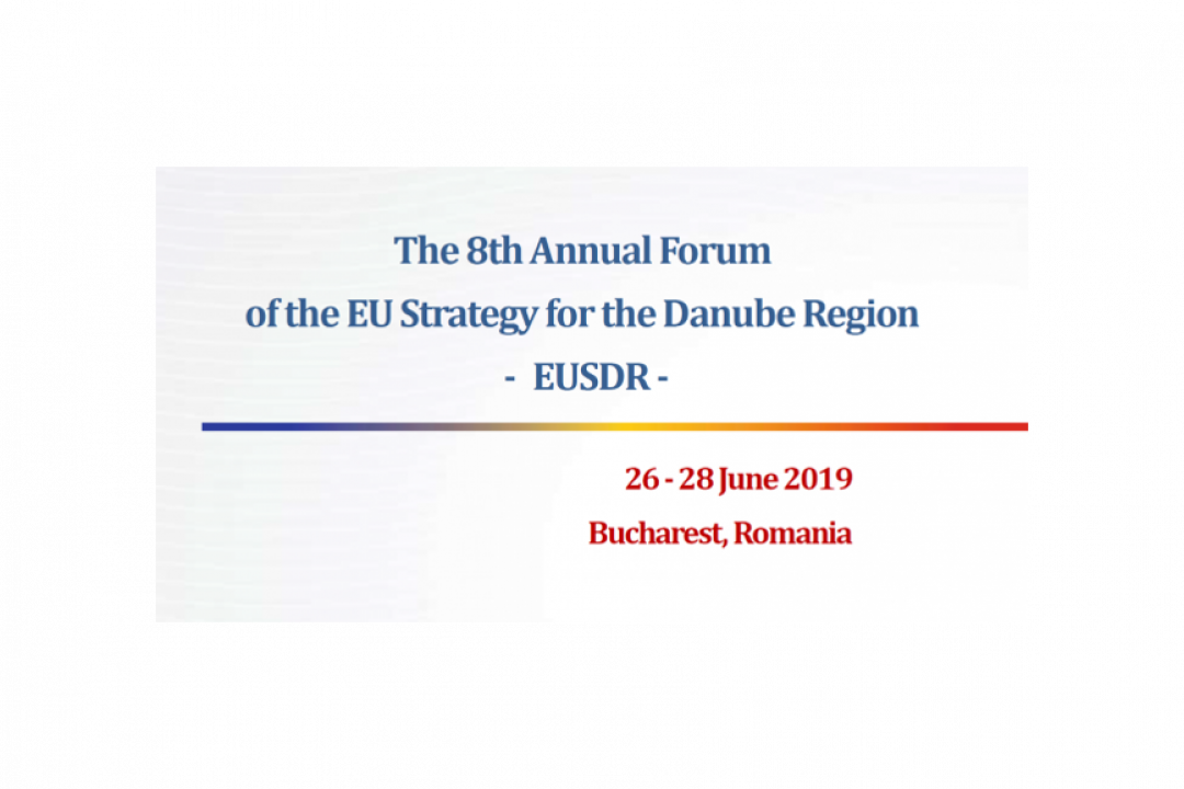 8th EUSDR Annual Forum: Approaching Deadline for Registration