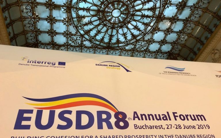 CULTURE AND TOURISM ON THE AGENDA OF THE 8TH EUSDR ANNUAL FORUM