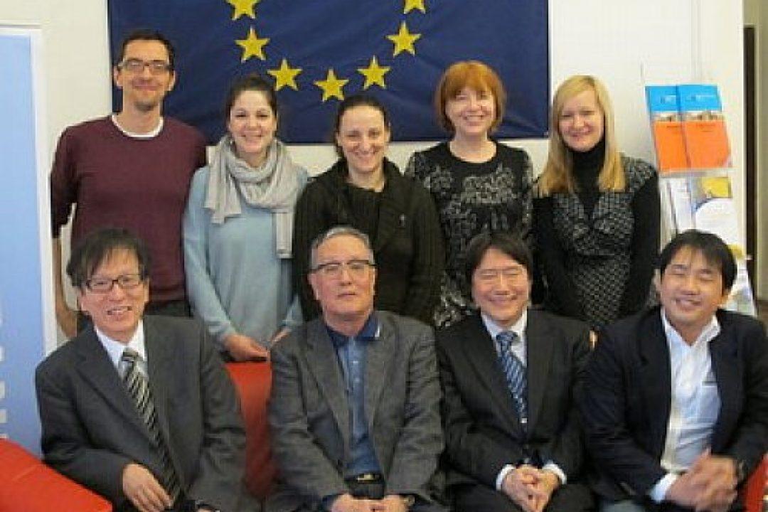 EUSDR: a Japanese perspective